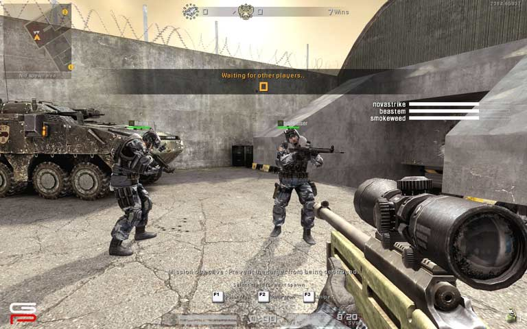 Alliance-of-valiant-יריות-מגוף-ראשון
