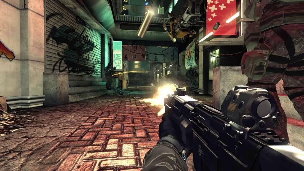 Blacklight-Retribution-משחק יריות חינמי ברשת