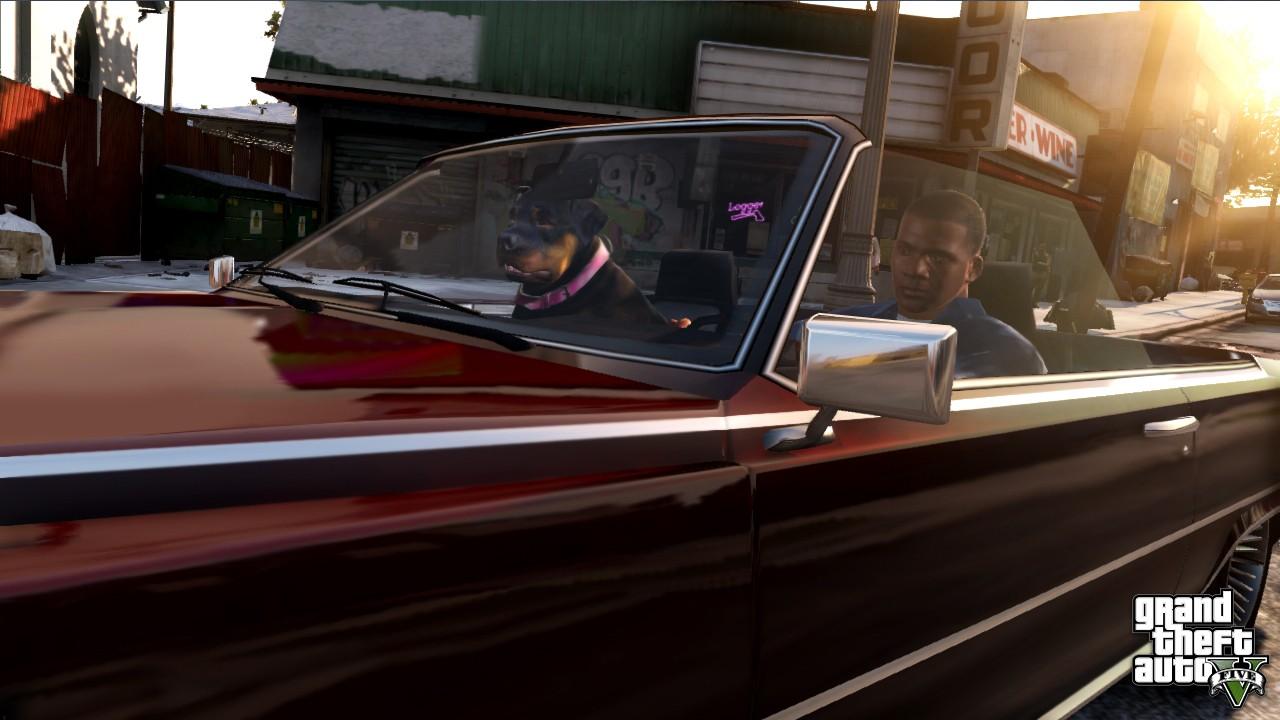 GTA 5: מתנת חג מרוקסטאר- תמונות חדשות !