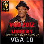 Spike VGA 2012 מי קטף את פרס משחק השנה ?