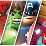 LEGO Marvel Super Heroes הוכרז
