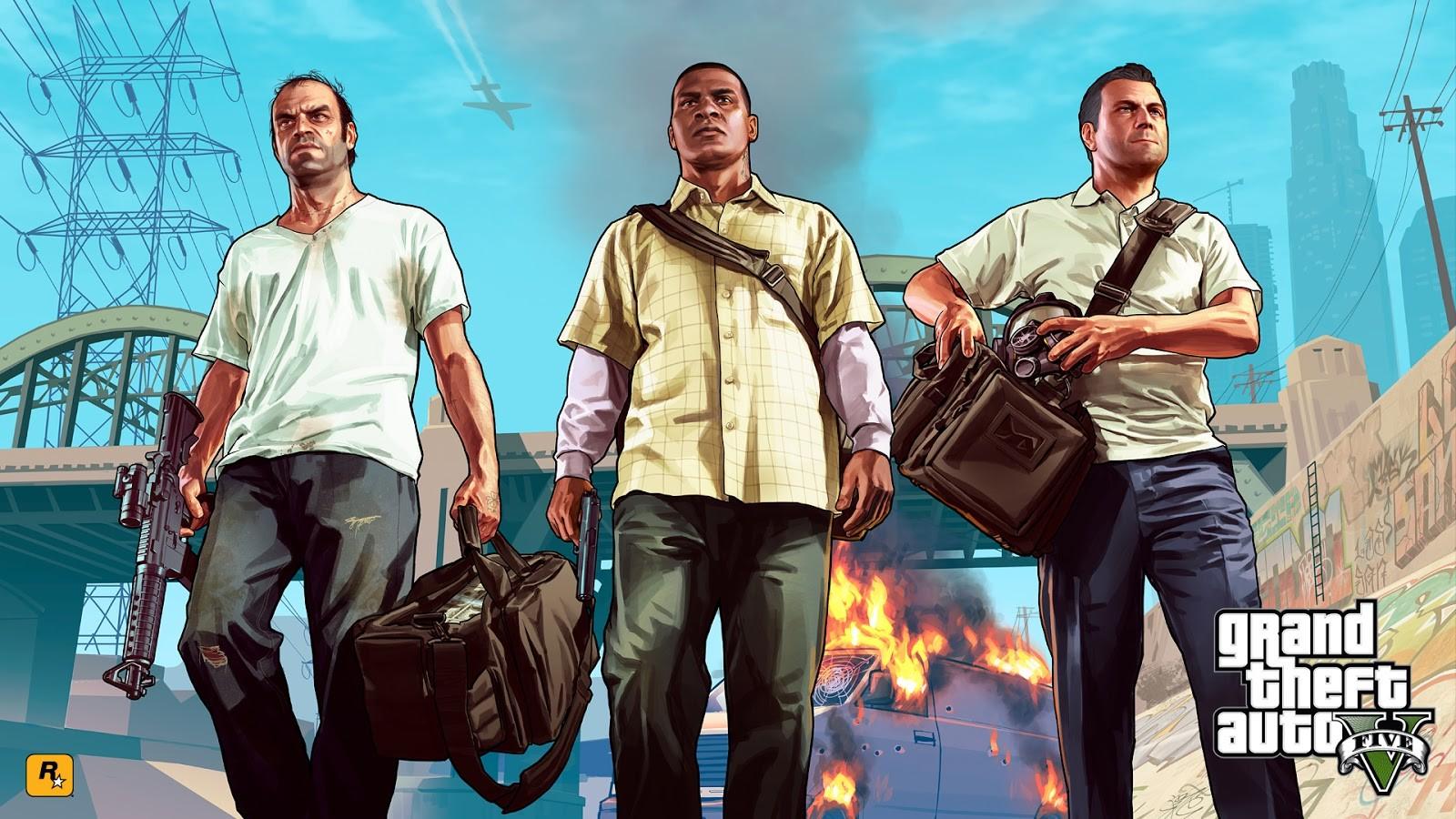 GTA 5: עדכונים ותמונות חדשות