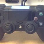 זה השלט (אב טיפוס) החדש של ה- PlayStation 4