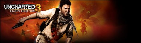 UNCHARTED 3 Drake's Deception בחינם