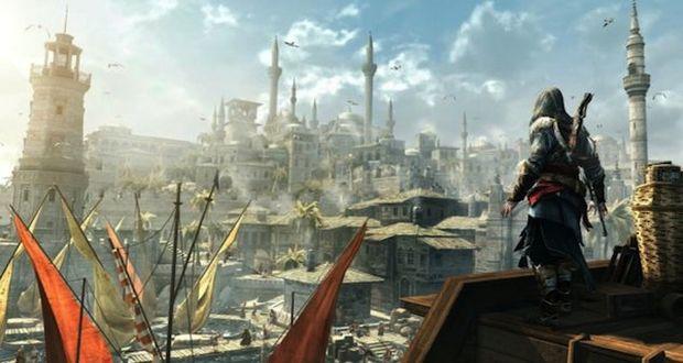 Assassin's Creed דמשק