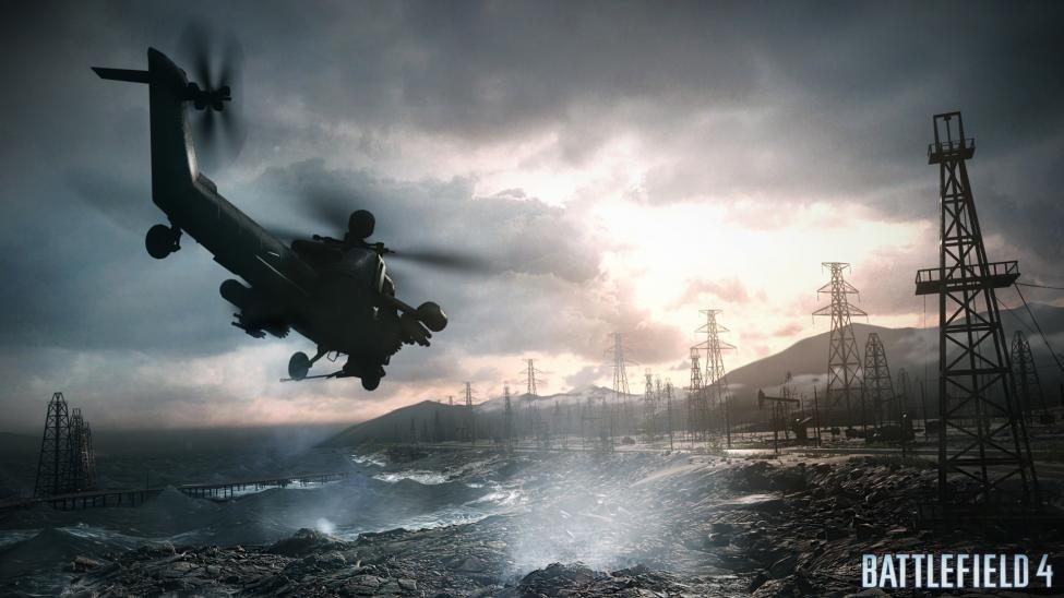 Battlefield 4 GDC  Screenshot 01