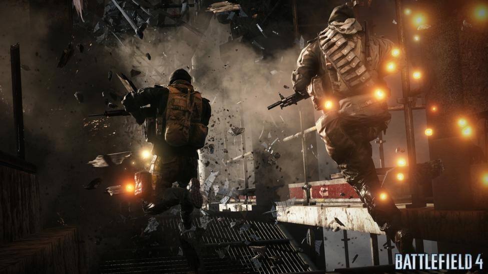 Battlefield 4 GDC  Screenshot 02