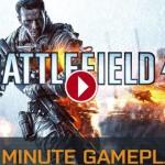 Battlefield 4 : החשיפה הרשמית! צפו ב-17 דקות של סרטון החשיפה