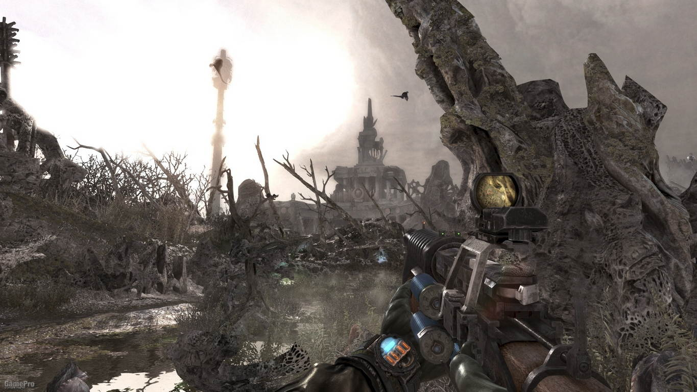 Metro Last Light screenshot 05