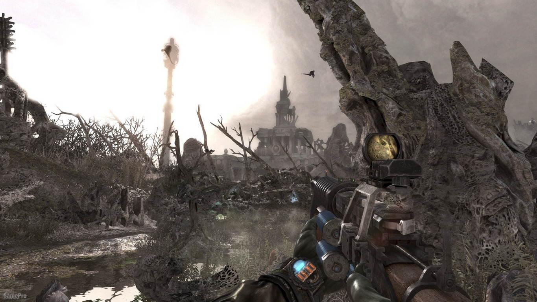 Metro Last Light screenshot 05