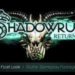 Shadowrun Returns: סרטון משחקיות נחשף