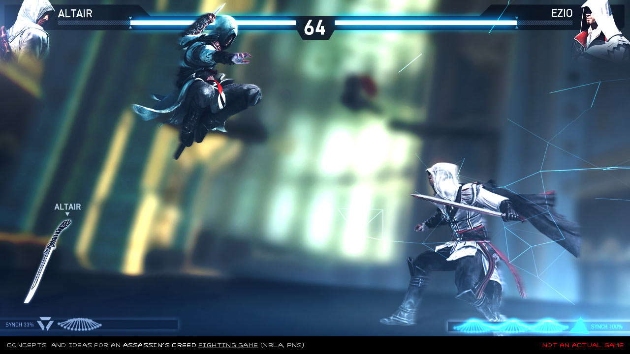 Assassin's Creed Duel ALTAIR