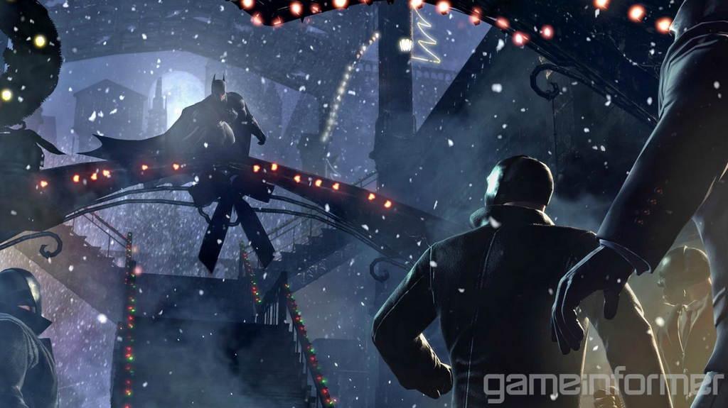 Batman Arkham Origins 03