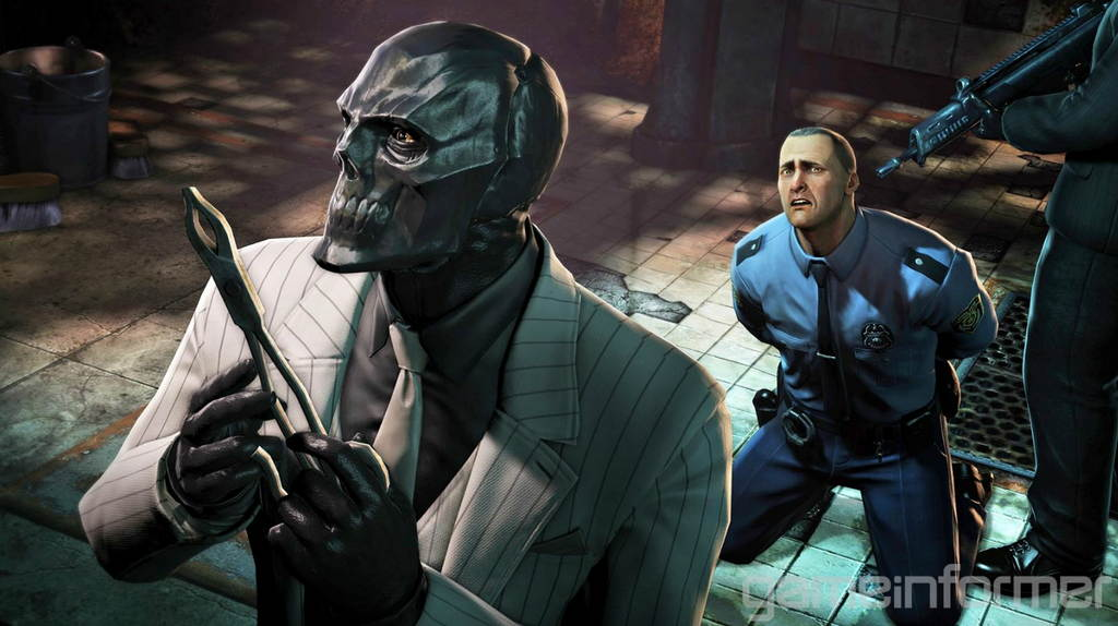 Batman Arkham Origins 05