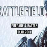 Battlefield 4 ישוחרר ב 31.10.2013 [שמועה]