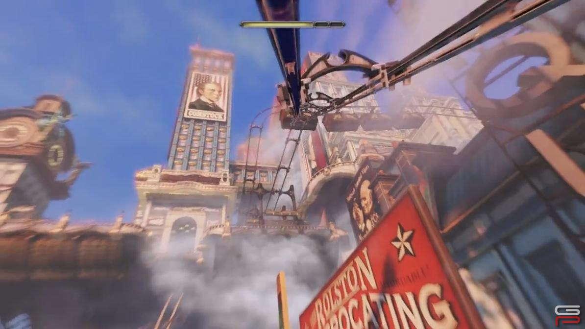 BioShock Infinite גיימפרו ביקורת