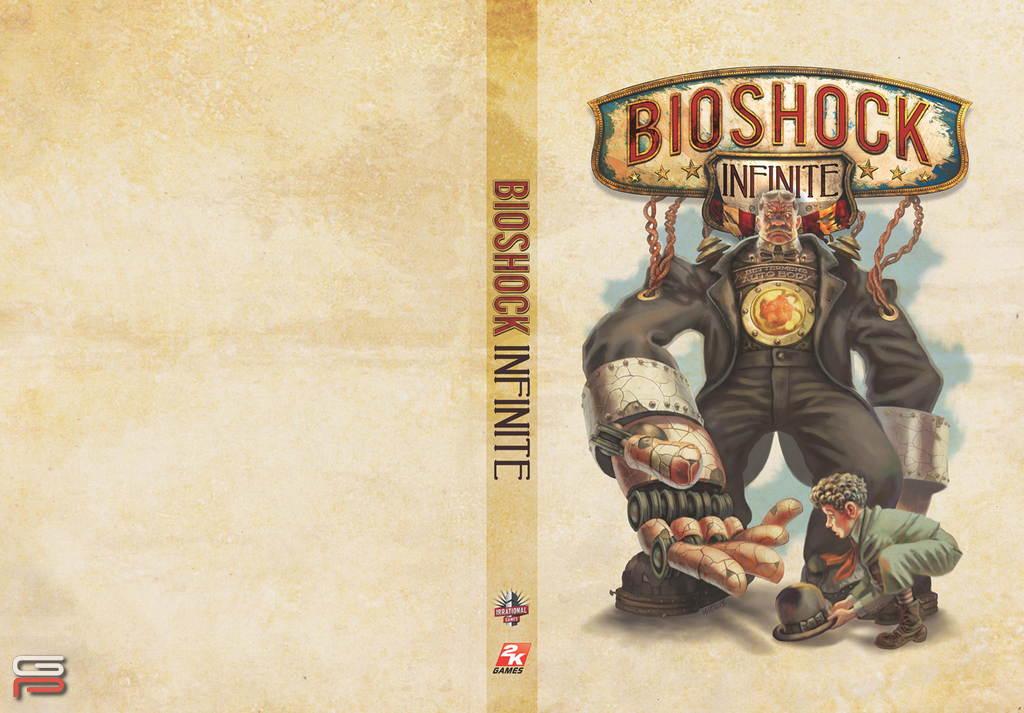BioShock Infinite alternate cover 01
