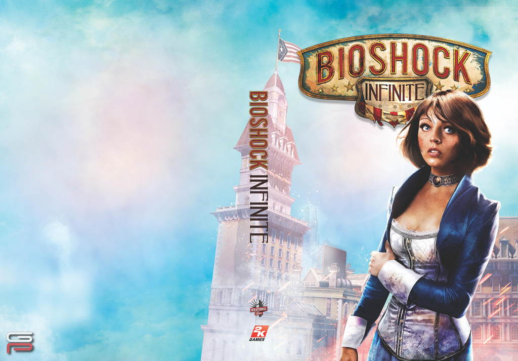 BioShock Infinite alternate cover 03