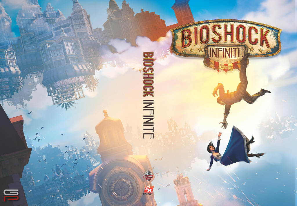 BioShock Infinite alternate cover 04