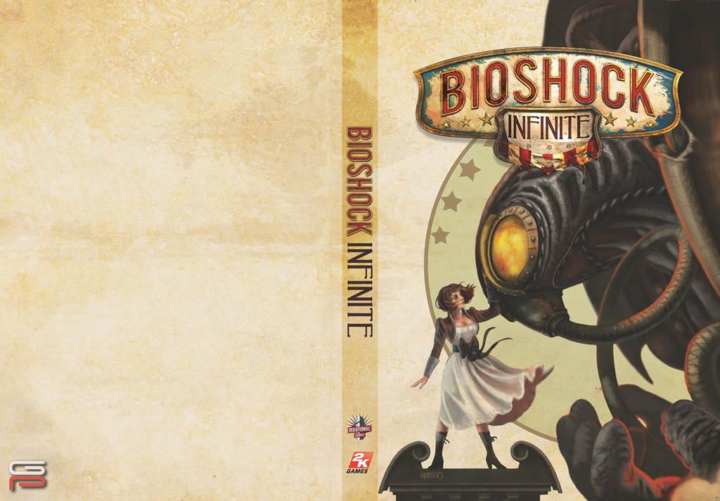 BioShock Infinite alternate cover 06