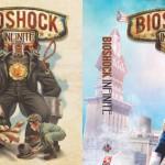 BioShock Infinite: נחשפו עטיפות אלטרנטיביות למשחק