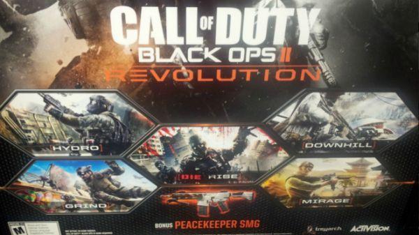 "Black Ops 2 ""Revolution"" DLC"
