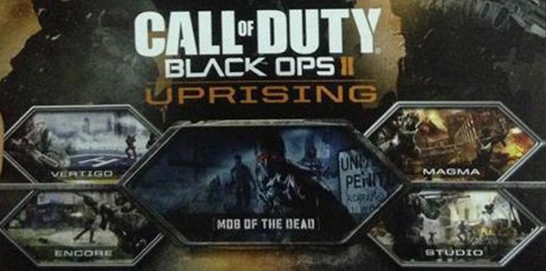 "Black Ops 2 ""Uprising"""