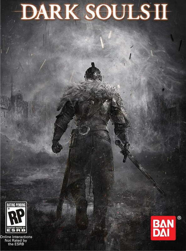 Dark Souls 2 box art
