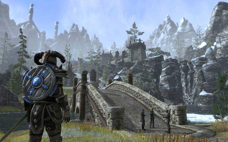 Elder_Scrolls_Online-gameplay