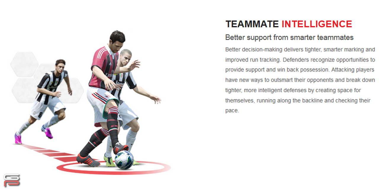 FIFA 14 AI