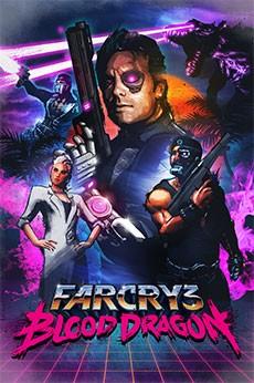 Far Cry 3 Blood Dragon ביקורת משחק
