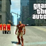 GTA: Iron Man IV – גיבור חדש בשמי ליברטי סיטי [מוד]