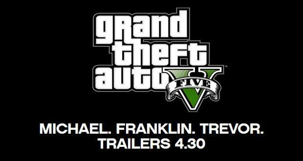 GTA V טריילרים חדשים בקרוב
