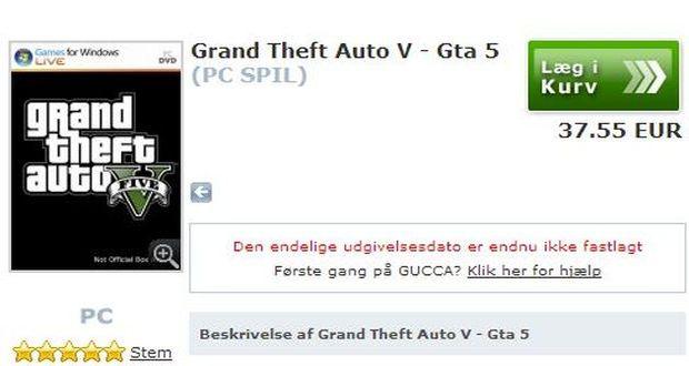 GTA5 PC GTA V