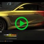 צפו ב-50 דקות של התאמה אישית למכוניות במשחק GRID 2