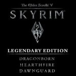 דיווח: Skyrim: Legendary Edition + כל ה-DLC's ביוני