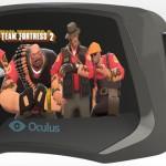 Team Fortress 2 מבעד למשקפי Oculus Rift ודרך הטכנולוגיה של Virtuix. צפו