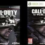 Call of Duty: Ghosts – זה קול אוף דיוטי הבא וישוחרר ב-5 לנובמבר [עדכון שמועות]