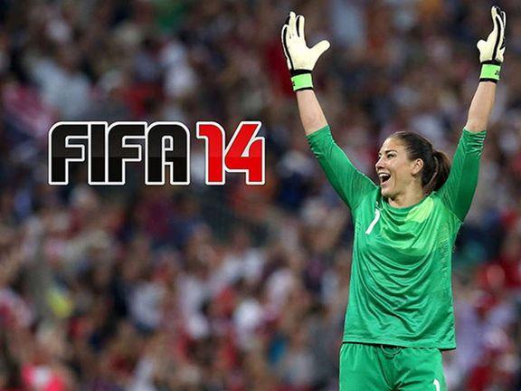 fifa 14 women