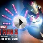 Iron Man 3 – טריילר למשחק הרשמי ל-iOS ולמכשירי אנדרואיד