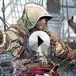 Assassin's Creed 4: Black Flag – טריילר קומיקס