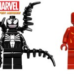Lego Marvel Super Heroes יגיע גם עם הדמויות Venom ו- Human Torch