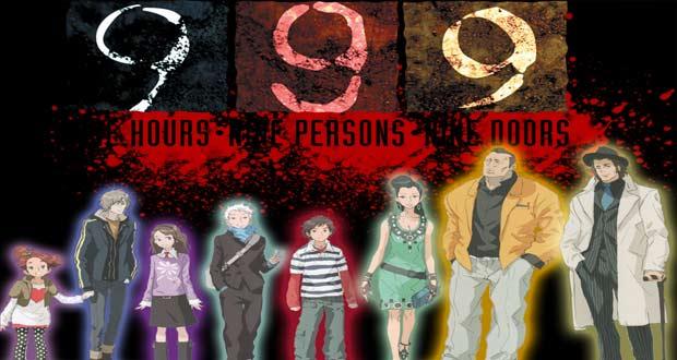 999--9-Hours-9-Persons--9-Doors