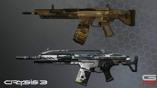 Crysis 3 CLAW