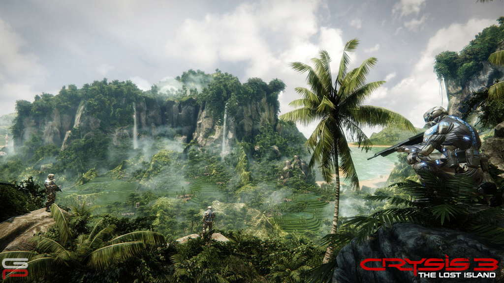 Crysis 3 The Lost Island הרחבה