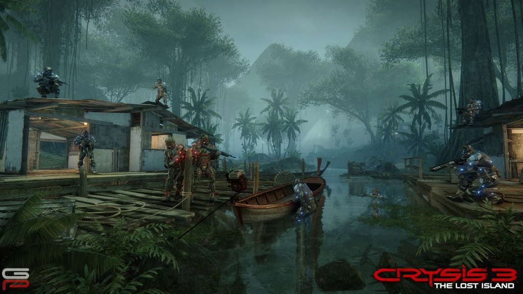 Crysis 3 The Lost Island DLC