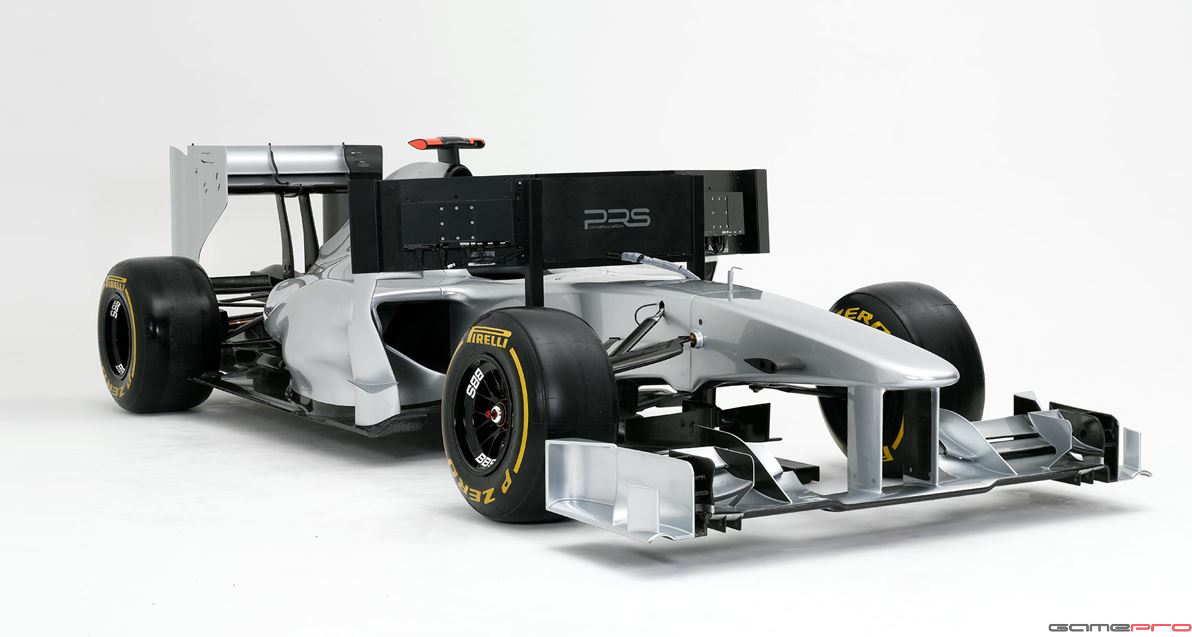 F1 simulator i7