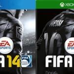 נחשפו העטיפות החדשות של EA Sports: פיפא 14, NBA Live ו-Madden 25