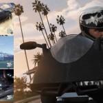 GTA V – מרדפי מכוניות, שודים ופריצות – אוסף תמונות חדש