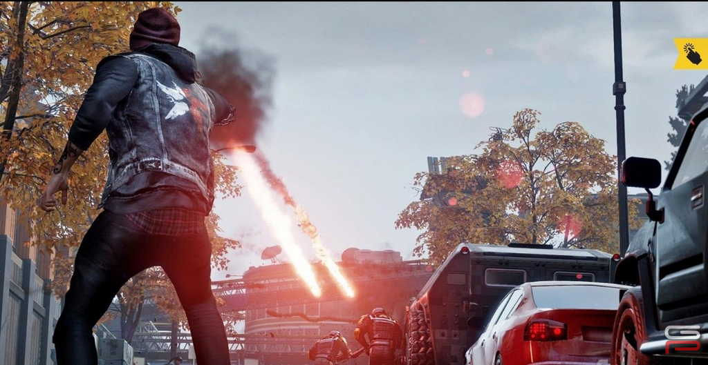 InFamous Second Son סקירה 1